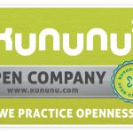 Kununu Open company seal